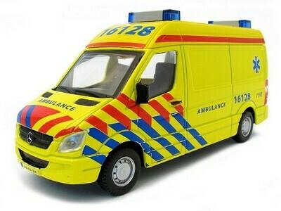 Mercedes Benz Sprinter Ambulance Nederland