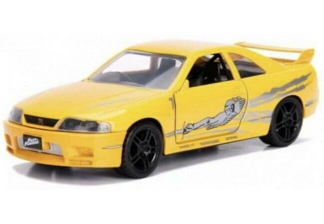 Fast & Furious  -  Nissan Skyline GT-R R33