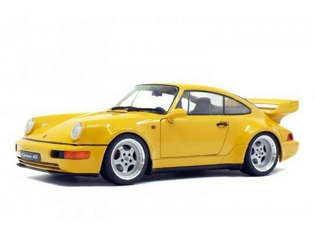 Porsche 911  3.8 RS