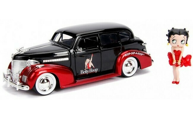 Betty Boop  -  Chevrolet