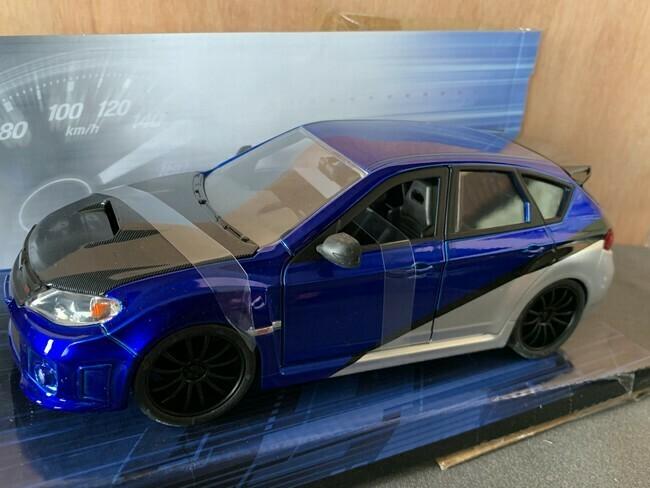 Fast & Furious  -  Subaru Impreza