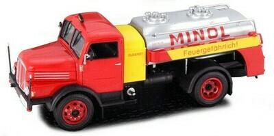 IFA S4000-1 SW 7 MINOL tankwagen