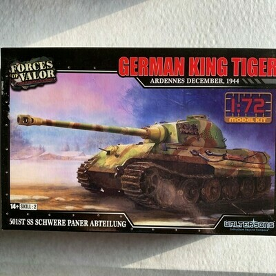 King Tiger (modelbouw)