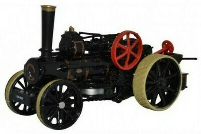 Fowler BB1 Ploug Engine no. 15337