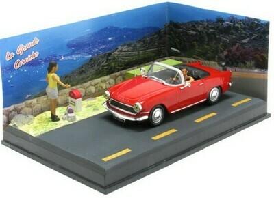 Simca Ocane diorama