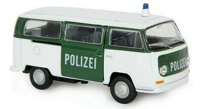 Volkswagen T2 polizei 1972