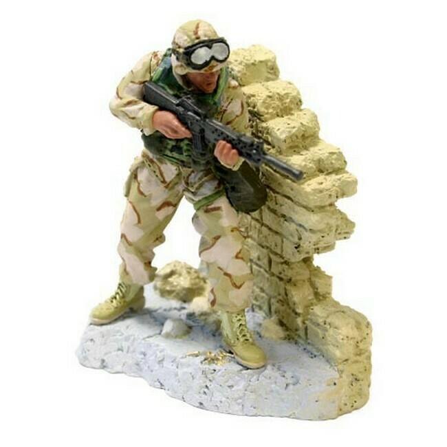 Marine Capt. Rocha Bagdad