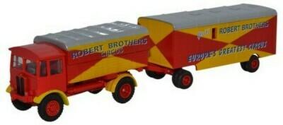 AEC Matador Trailer Circus Robert Brothers