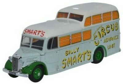 Commer Commando Billy Smart circus