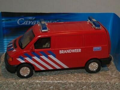 Volkswagen Brandweer bus