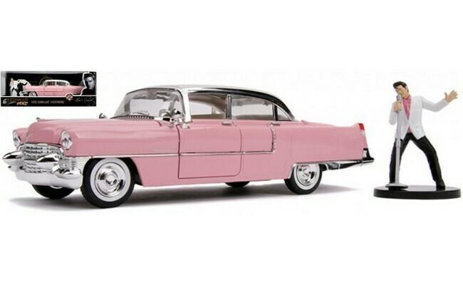 Elvis  -   Cadillac Fleetwood