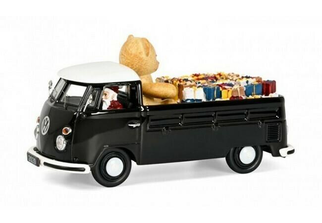 Volkswagen T1 Pick Up kerstmis