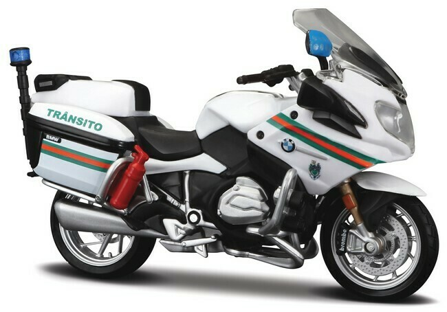 BMW R 1200 RT Brigada de Transito