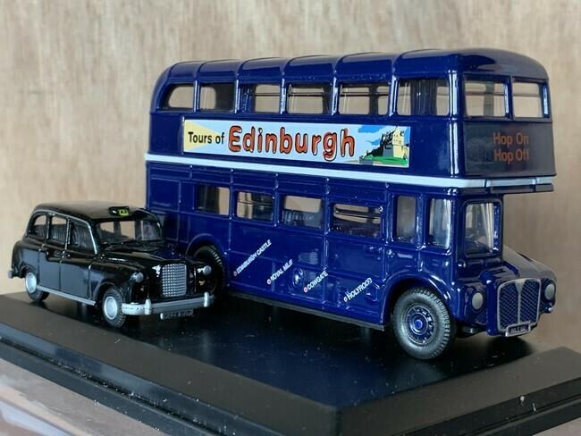 AEC Routemaster Scotland Bus & Taxi