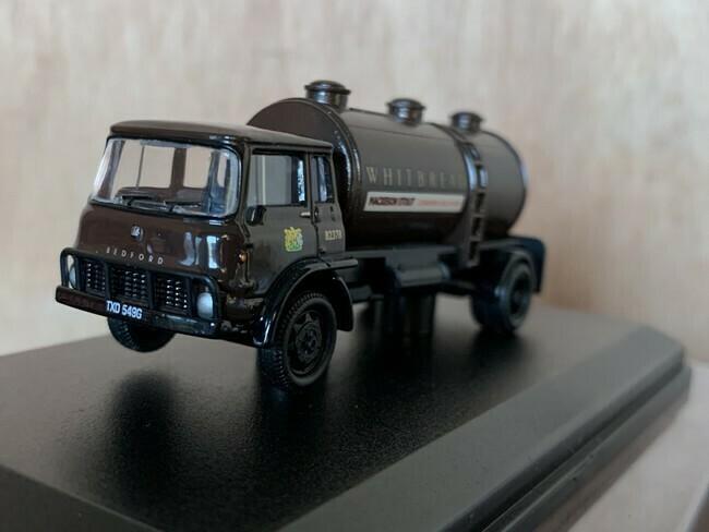 Bedford TK Tanker