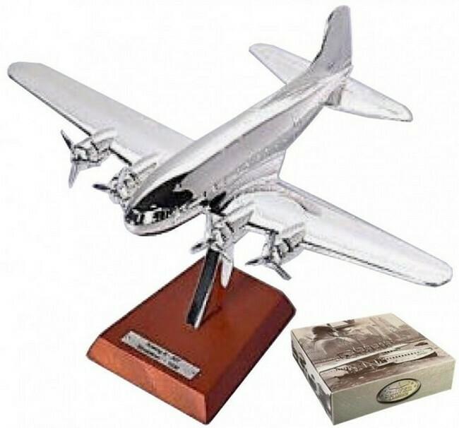 Boeing B-307 'STRATOLINER' - Chroom