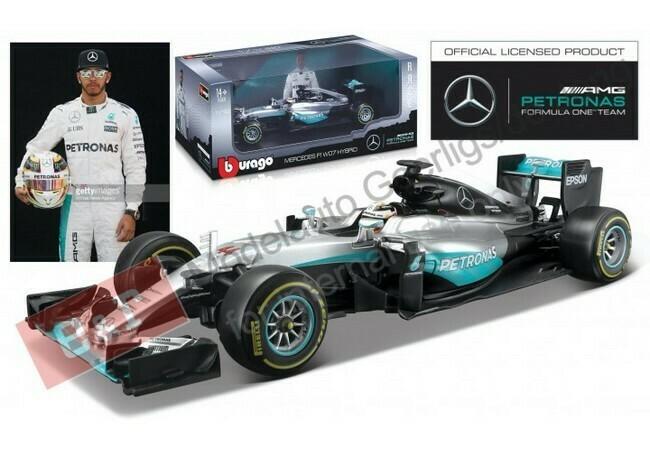 Mercedes Benz AMG Petronas  -   Lewis Hamilton