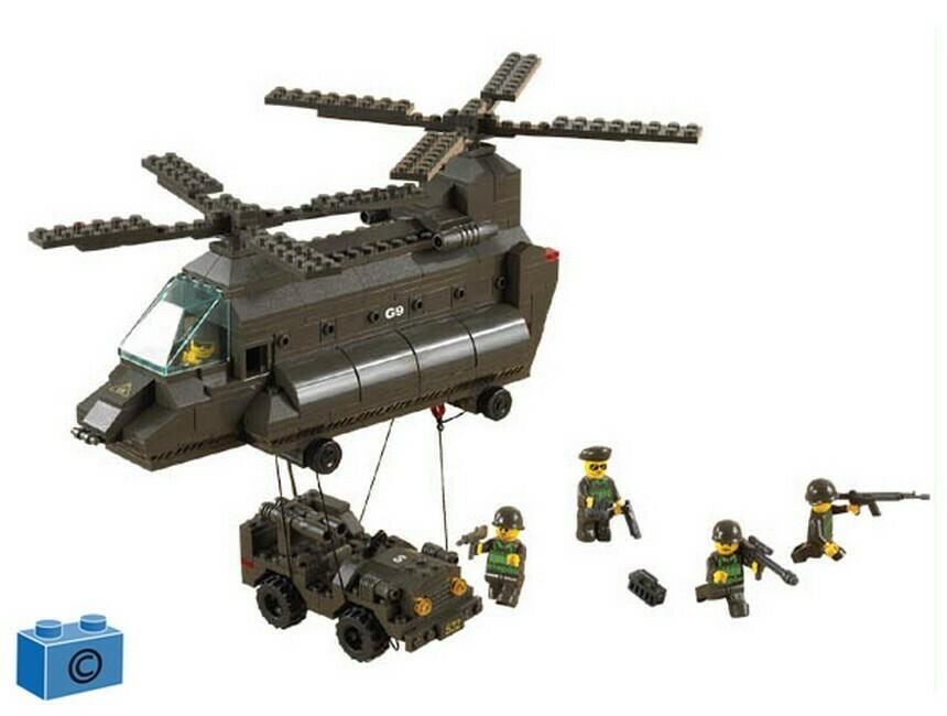 Transporthelikopter (B6600)