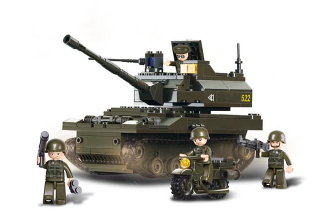 Leopard Tank (B9800)
