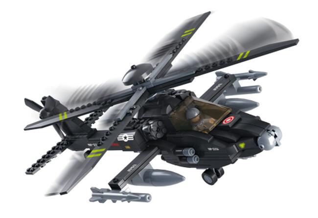 Apache helikopter (B0511)