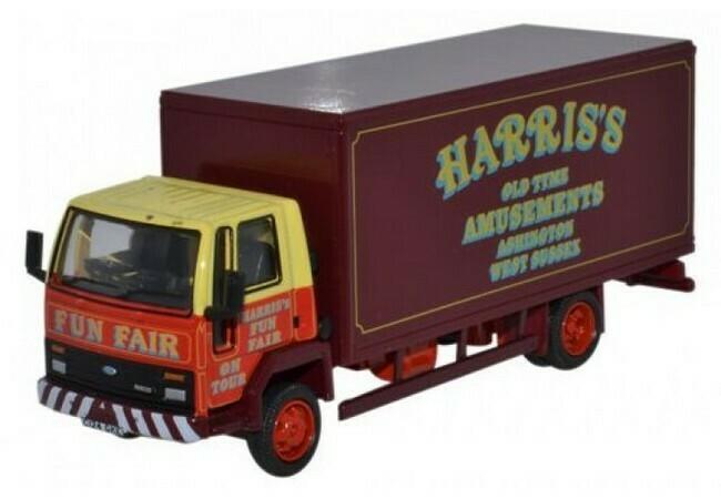 Ford Cargo Box