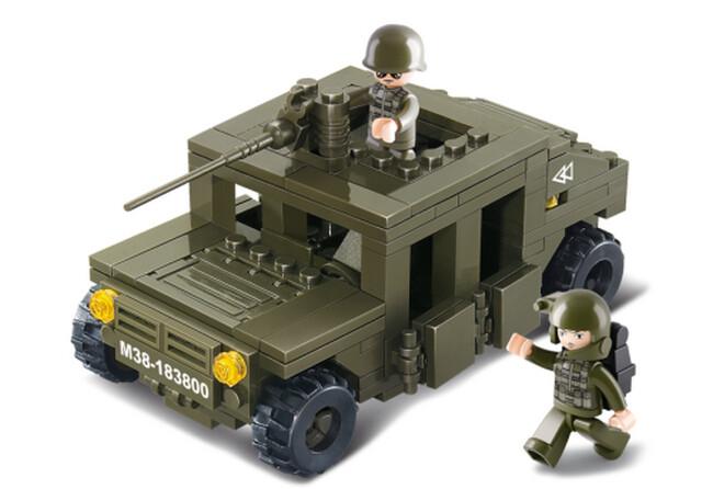 Pantservoertuig Hummer