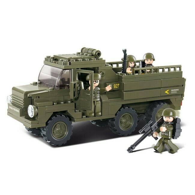 Vrachtwagen infanterie (B0301)