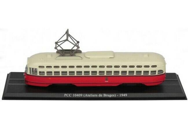 PCC 10409 BRUGGE B TRAM