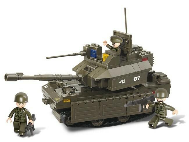 Abrams Tank (287)
