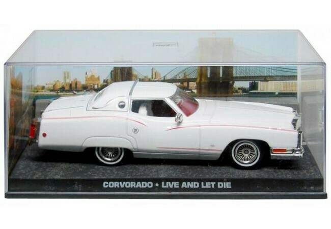 James Bond - Cadillac Eldorado