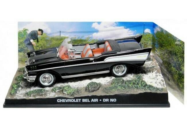 James Bond - Chevrolet Bel Air