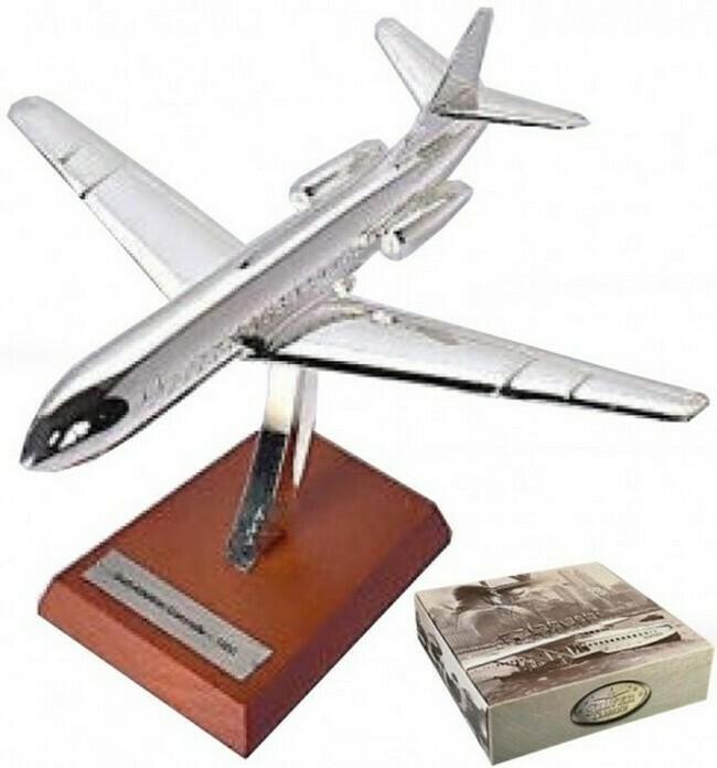 Sub Aviation Caravelle - Chroom