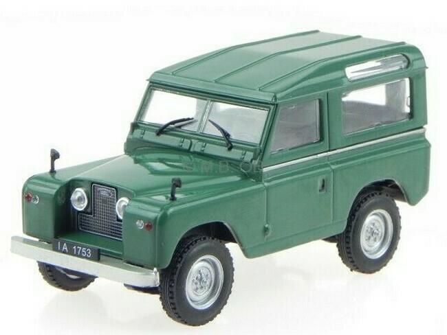 Land Rover II