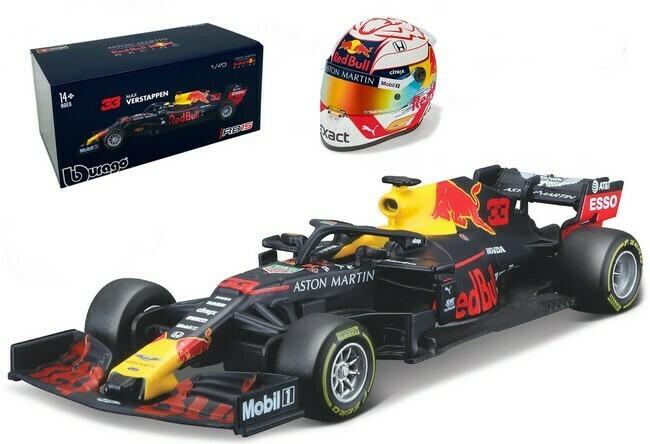 Red Bull Racing RB15 #33 Max Verstappen 2019