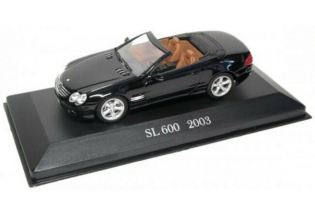 Mercedes Benz 600 SL