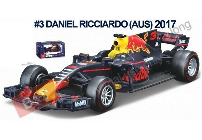 Red Bull -  Daniel Ricciardo