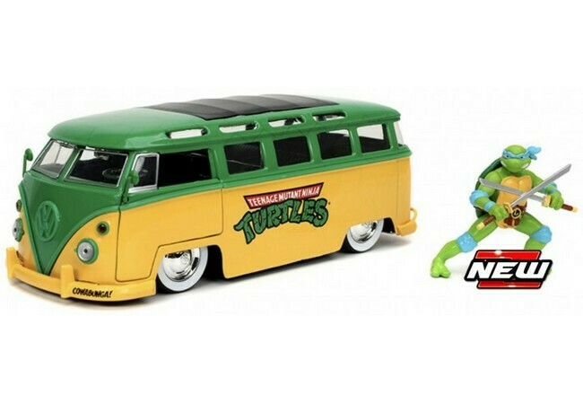 Teenage Mutant Ninja Turtles  -  Volkswagen T1