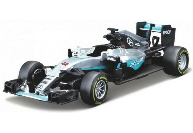 Mercedes Benz AMG Petronas  -  #44 Lewis Hamilton 2016