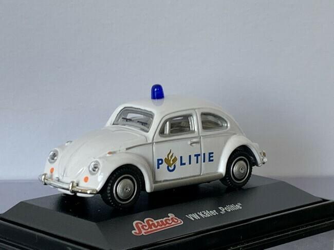 Volkswagen Kever politie