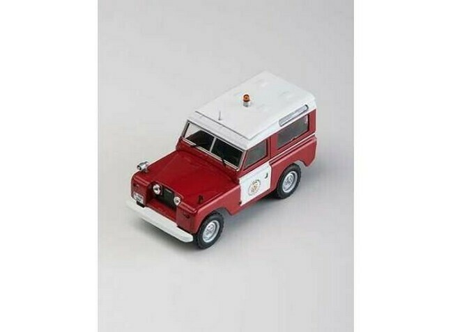 Land Rover serie II