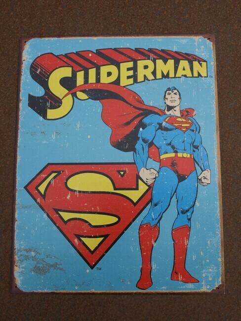 S - Superman