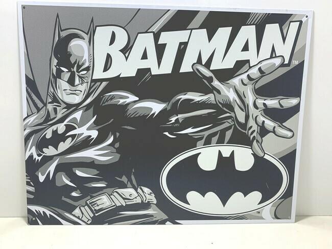 Batman - zwart/wit