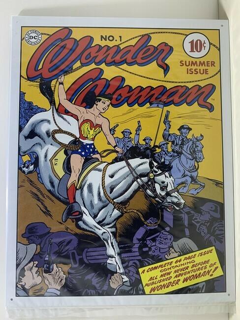 Wonder Woman No.1 Cover