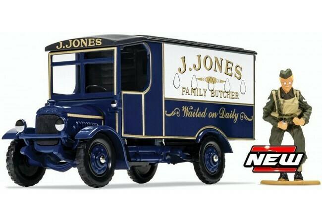 Dad's Army  -  Thornycroft vrachtauto