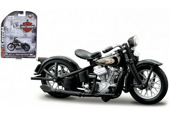 Harley Davidson - El Knucklehead