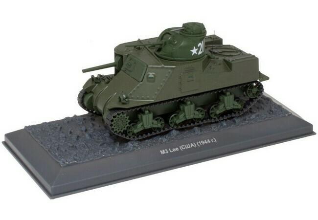M3 LEE 1944
