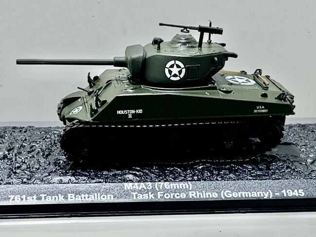 Sherman M4A3 (76mm)