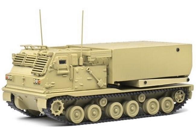 M270/A1 Rocket Launcher desert