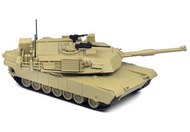 M1A1 Abrams Desert camouflage