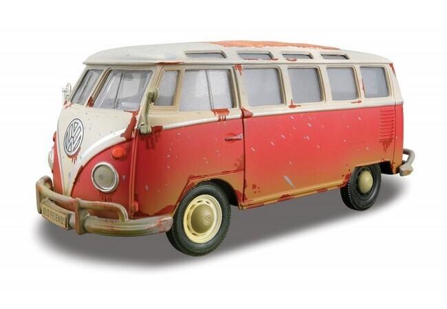 """Volkswagen Samba """"Old Friends"""""""